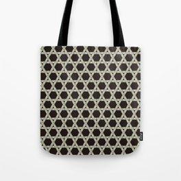 Traditional Japanese pattern KAGOME-1 Tote Bag