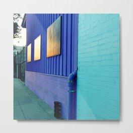 Light Study, Los Angeles  Metal Print