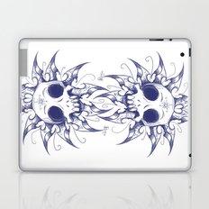 Salomonic skull  Laptop & iPad Skin