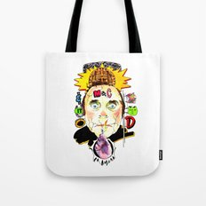 SNICK or TREAT. Tote Bag