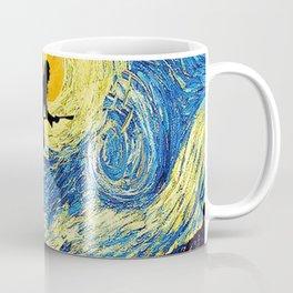Starry (Potter) Night Coffee Mug