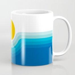 Ocean Canyon Coffee Mug