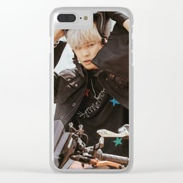 Chanyeol - Love Shot Clear iPhone Case