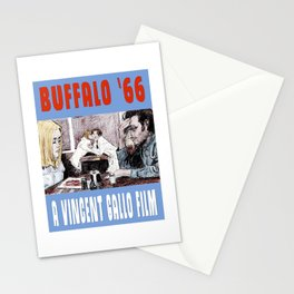 Buffalo '66 Stationery Cards