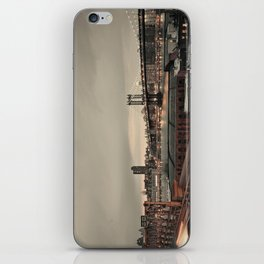 the city never sleeps:: nyc iPhone Skin