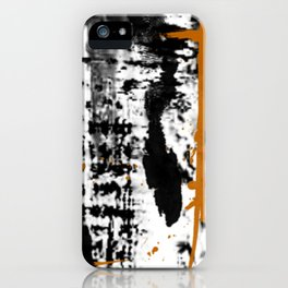 Wrath iPhone Case