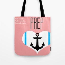 Love Prep Tote Bag