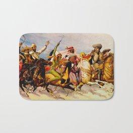 Buffalo Bill Cody - Rough Riders Bath Mat