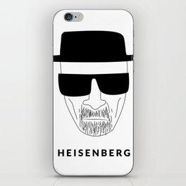 »Heisenberg« kids drawing iPhone Skin