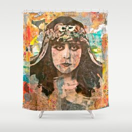 One Who Was Sent Shower Curtain