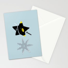 STARtling similarities Stationery Cards