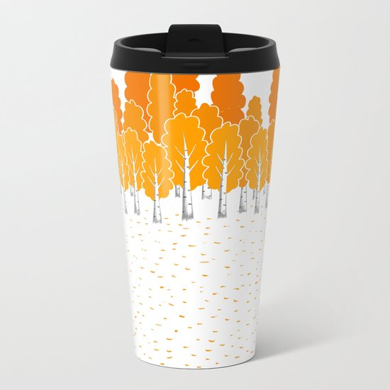Birch and Bear Metal Travel Mug