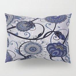 Denim Blues Pillow Sham