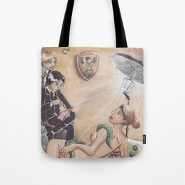 Hamatusa High Scool Tote Bag
