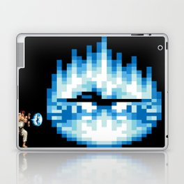 Ryu Hadouken Fireball Laptop & iPad Skin