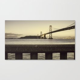 Keeping Things Out Of Perspective Canvas Print