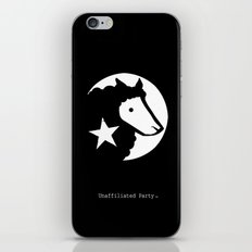 Unaffiliated Party Star iPhone & iPod Skin