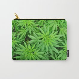 Marijuana Cannabis Weed Pot Plants Carry-All Pouch