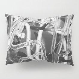 Vintage Neons Pillow Sham