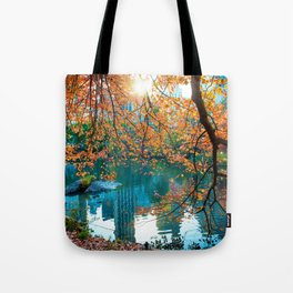 Magical Fall Tote Bag