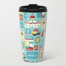Parks and Recreation Travel Mug