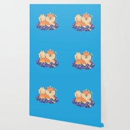 Fluffy Company Wallpaper