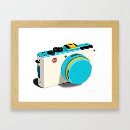 one love.. Leica  Framed Art Print