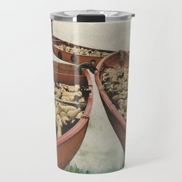 Fleece Travel Mug