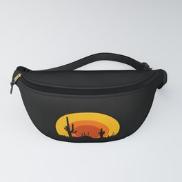 mucho calor Fanny Pack
