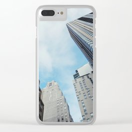 Swoon Clear iPhone Case