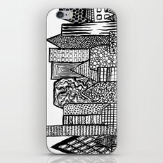 Where Are You Today? iPhone & iPod Skin