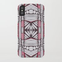 teeth iPhone & iPod Cases featuring teeth by patternkat