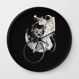 armstrong Wall Clock