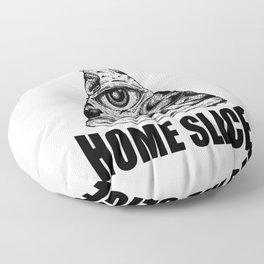 Home Slice Floor Pillow