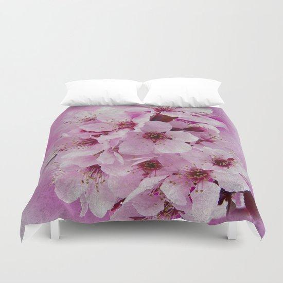 Cherry blossom #6 Duvet Cover