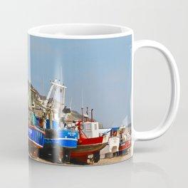 Fisherman's Beach Coffee Mug