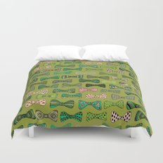 Bow ties Duvet Cover