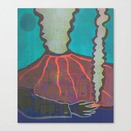 Don Vulcano Canvas Print