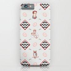 Twin Peaks Repeating Slim Case iPhone 6