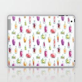 Watercolor Bottles Laptop & iPad Skin