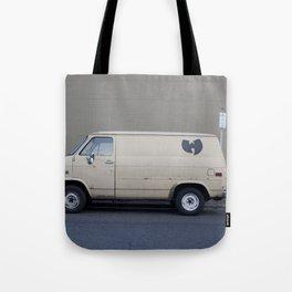 Wu Tang Van Tote Bag