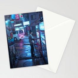 Smoke and Coffee Stationery Cards