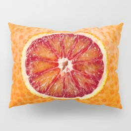 Blood Grapefruit Pillow Sham