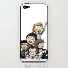 Pile of cute iPhone & iPod Skin