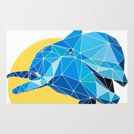 Poly Dolphin Rug