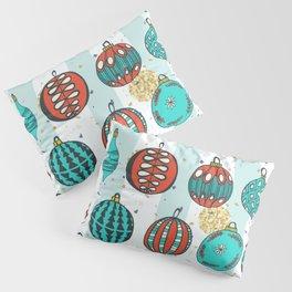 Bright MidCentury Christmas 1.0 Pillow Sham