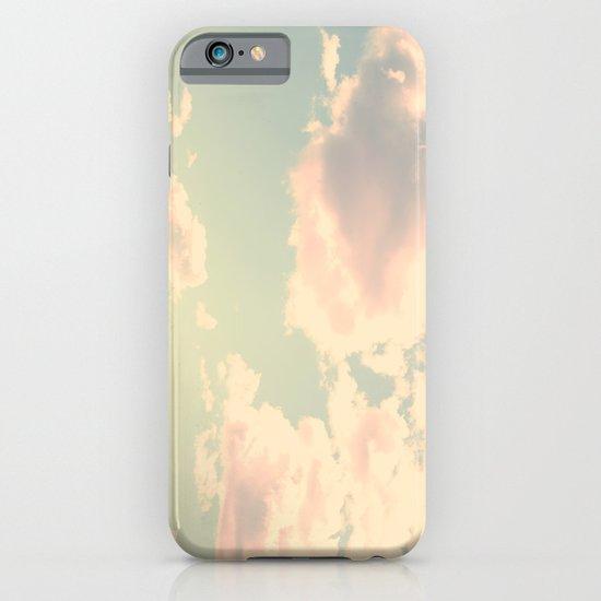 Barbe à Papa à la saveur du ciel iPhone & iPod Case