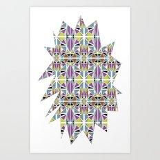 hhh Art Print