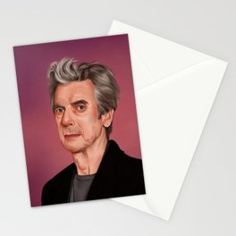 Peter Capaldi Stationery Cards