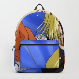 Android Attack Backpack